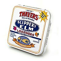 Thayers Tangerine Slippery Elm Lozenges