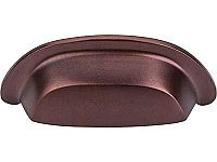 "Aspen Collection 3"" on center - Bin Pull - Mahogany Bronze"