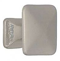 Pyramid 1-1/4 in. Knob, Brushed Nickel