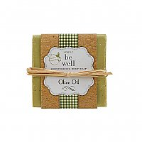 Simply Be Well Handcrafted Bar Soap - Olive Oil