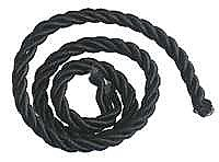 Picture Hanging Cord, Black, sold per yard