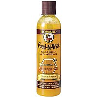 Howard Feed-N-Wax Wood Cleaner and Finish - 8 oz.