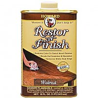 Howard Restor-A-Finish Wood Finish Restoration - Cherry - 16 oz