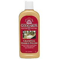 Goddard's Granite & Marble Polish 8 oz.