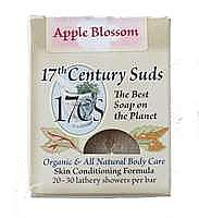 17th Century Soap Bar - Apple Blossom