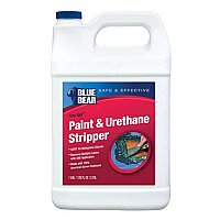Blue Bear Paint & Urethane Remover (Soy Gel) - 1 Gallon