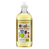 Better Life - Dish it Out Dish Soap - Clary Sage and Citrus