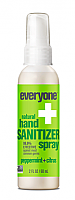 EO Products Hand Sanitizer for Everyone Spray - Peppermint & Citrus - 2 oz.