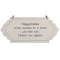 Happiness Often Enamel Plaque