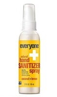 EO Products Hand Sanitizer for Everyone Spray - Coconut Lemon