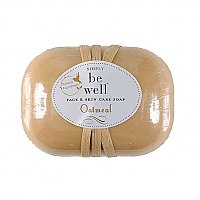 Simply Be Well Plant Based Soap Bar - Oatmeal