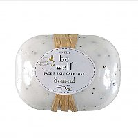 Simply Be Well Plant Based Soap Bar - Seaweed