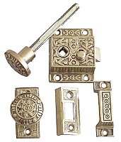 Windsor Brass Storm Door Latch Kit