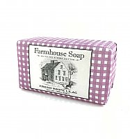 Sweet Grass Farms Triple Milled Bar Soap - White Lilac