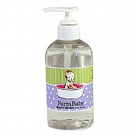 Sweet Grass Farms Baby Wash with Aloe Vera & Lavender Oil