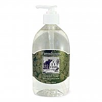 Sweet Grass Farms Liquid Hand Soap - Holiday Greenery