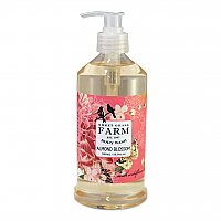 Sweet Grass Farms Liquid Soap with Wildflower Extracts - Almond Blossom