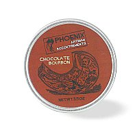 Kokum Butter Shave Soap Round - Small - Chocolate Bourbon