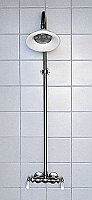 Wall Mounted Shower Unit - Multiple Finishes Available
