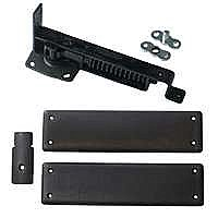Swinging Door Hinge, Heavy Duty, Oil Rubbed Bronze Trim