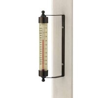 Conant Decor Grand View Indoor / Outdoor Thermometer - Bronze Patina