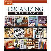 """Organizing Idea Book"""
