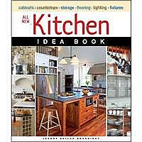 """The All-New Kitchen Idea Book"""