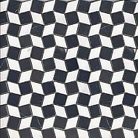 Honed Marble Neocheck Mosaic Tile - Per Square Foot