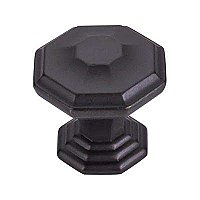 "Chareau Collection Chalet Knob 1-1/2"" Sable"