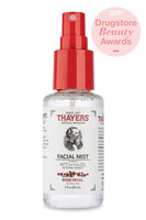 Thayers Alcohol-Free Rose Petal Witch Hazel Toner Facial Mist - 3 oz Travel Size