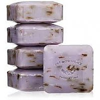 Travel or Guest Size - Pre de Provence Lavender Bar soap - 25 gram