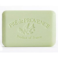 Travel or Guest Size - Pre de Provence Cucumber Bar soap - 25 gram