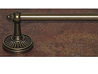 "Tuscany 18""  Single Towel Bar in German Bronze"