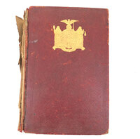 Manual for the use of the Legislature of the State of New York 1918 by Francis M. Hugo - Secretary of State