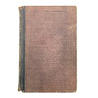 McGuffey's New Fifth Eclectic Reader: Selected and Original Exercises for School by Wm. H. McGuffey, LL.D - Circa 1869