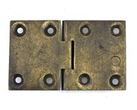 "Antique Brass Butler's Tray Hinge - 2-7/16"" x 1-1/2"" - Sold Each"