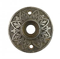 Antique Iron Aesthetic Style Door Rosette or Escutcheon