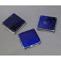 Antique Cobalt Blue Square Tile