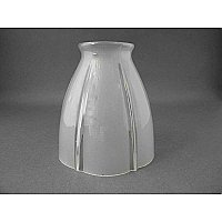 "Antique Glass Shade - 2-1/4"" Fitter"