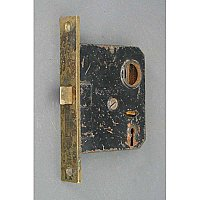 Antique Chicago Niles Interior Mortise Door Lock