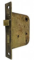 Antique Interior Mortise Door Lock by Yale & Towne - The Yale Lock