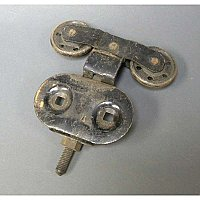 Antique Pocket Door Roller