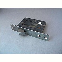 Antique Pocket Door Automatic Latch