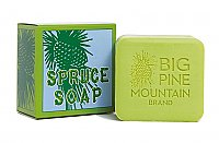 Big Pine Mountain Spruce Bar Soap