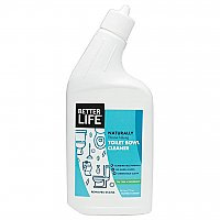 Better Life - Naturally Throne-Tidying Toilet Bowl Cleaner - Tea Tree & Peppermint