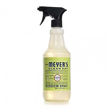 Mrs. Meyers Glass Spray - Lemon Verbena