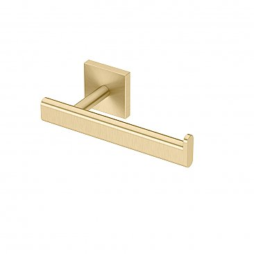 Elevate Tissue Holder - Brushed Brass