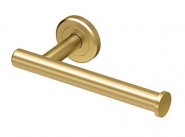 Latitude2 Collection Toilet Paper Holder - Bright Brushed Brass