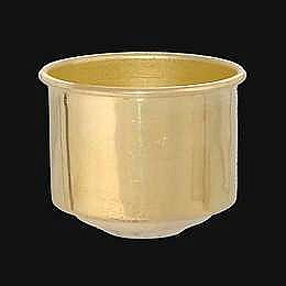 Brass Glass Holder Cup
