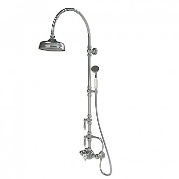 Thermostatic Exposed Shower System